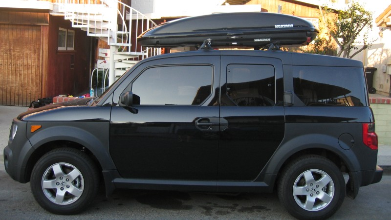 Yakima Cargo Box Sale At REI Outlet.com   Honda Element Owners Club Forum
